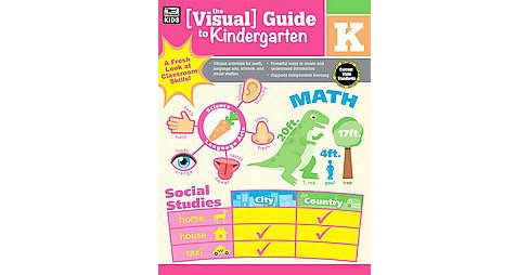 Visual Guide to Kindergarten (Paperback) - image 1 of 1