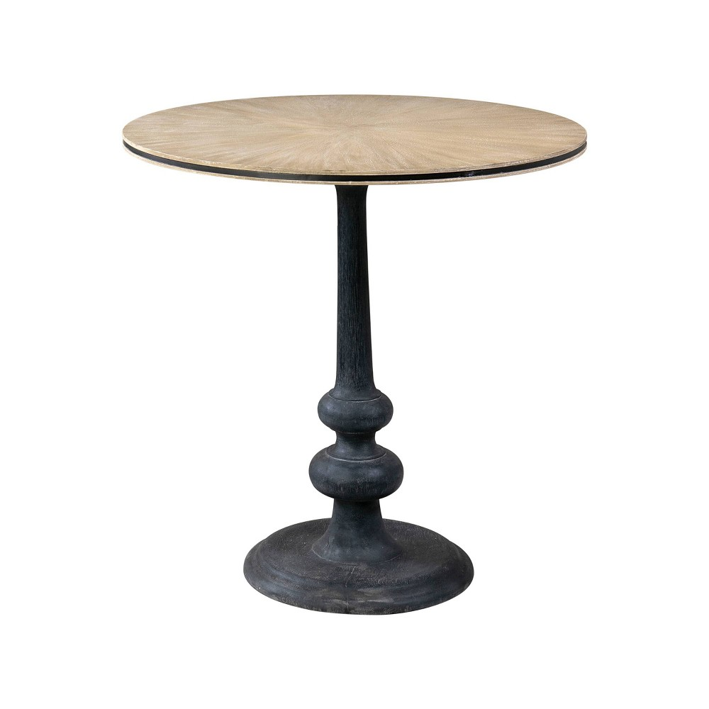 Perry Accent Table Brown Black East At Main