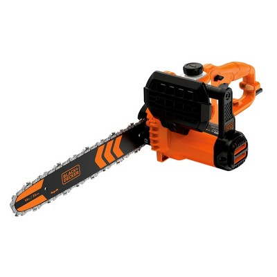 Black & Decker BECS600 8 Amp 14 in. Corded Chainsaw