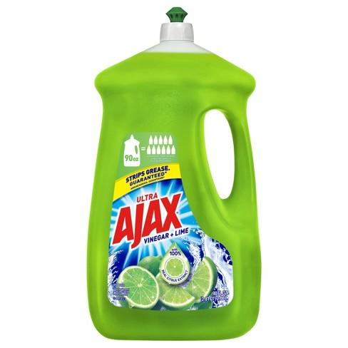 Ajax Ultra Triple Action Vinegar + Lime Liquid Dish Soap - image 1 of 3