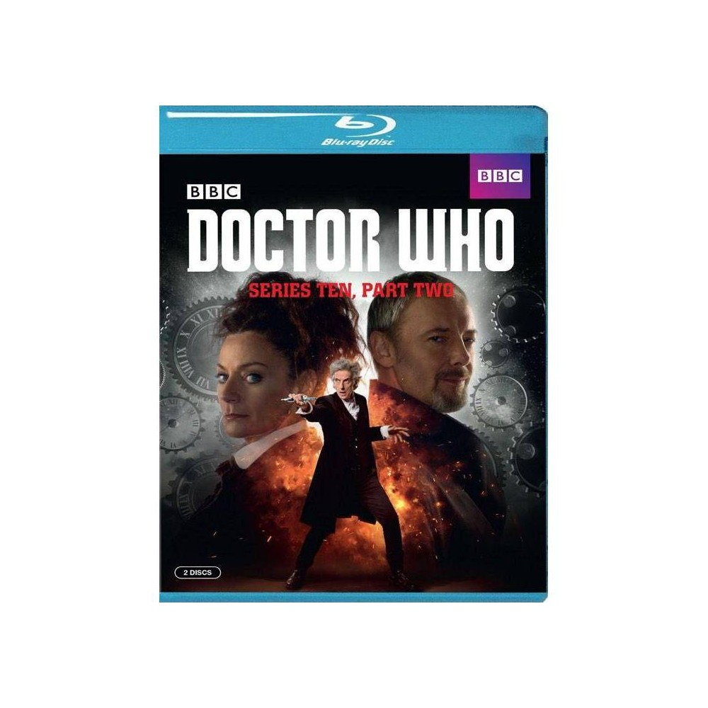 Doctor Who: Series Ten, Part Two (Blu-ray) was $25.49 now $15.59 (39.0% off)