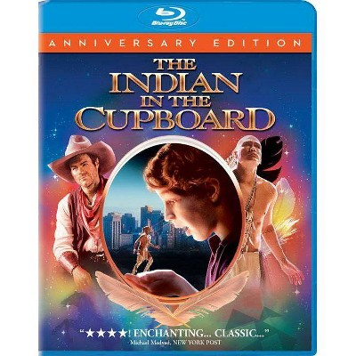 The Indian In The Cupboard (Blu-ray)