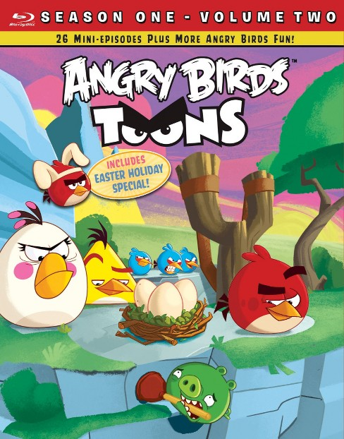 Angry birds toons:First season vol 2 (Blu-ray) - image 1 of 1