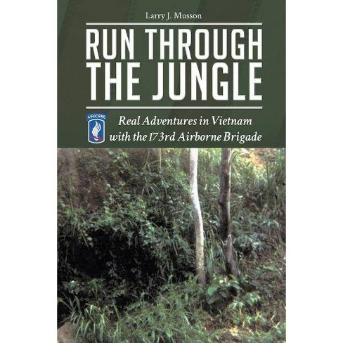 Run Through the Jungle - by  Larry Musson (Paperback) - image 1 of 1