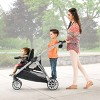 Chicco Bravo for 2 Double Stroller - Iron - image 3 of 4