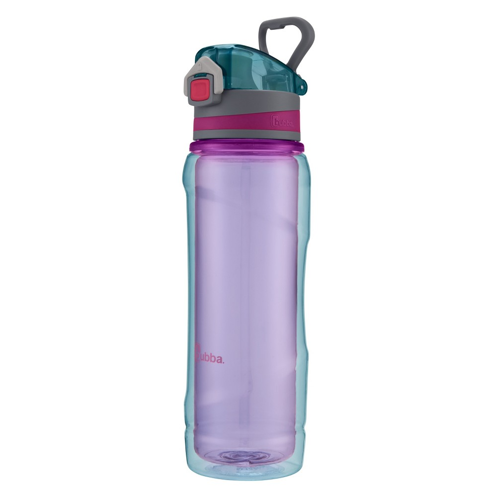 Image of Bubba 24oz Flo Duo Refresh Hydration Bottle Pink/Aqua