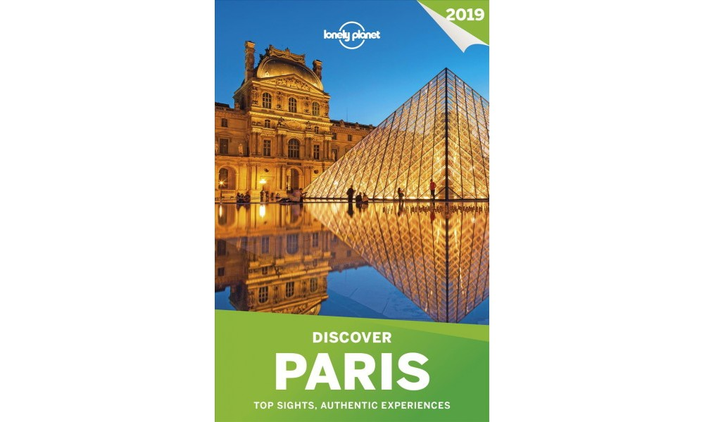 Lonely Planet Discover 2019 Paris - (Paperback)