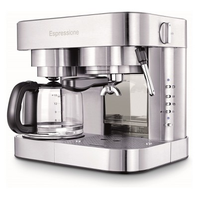 Combination Espresso and Coffee Maker Espressione