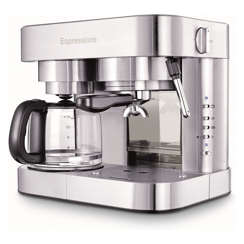 Image of Combination Espresso And Coffee Maker Espressione