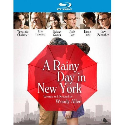 A Rainy Day in New York (Blu-ray)(2020)