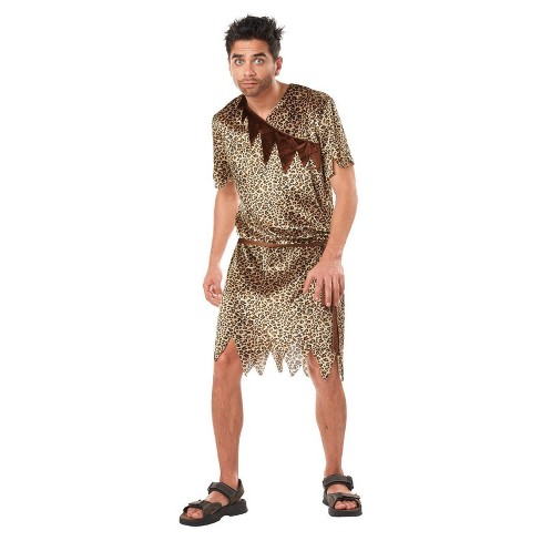 Men's Caveman Adult Costume One Size - image 1 of 1