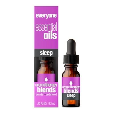 Everyone Essential Oils - Sleep - 0.45 fl oz