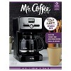 Mr. Coffee 12 Cup Programmable Coffee Maker - PJX23 - image 8 of 9