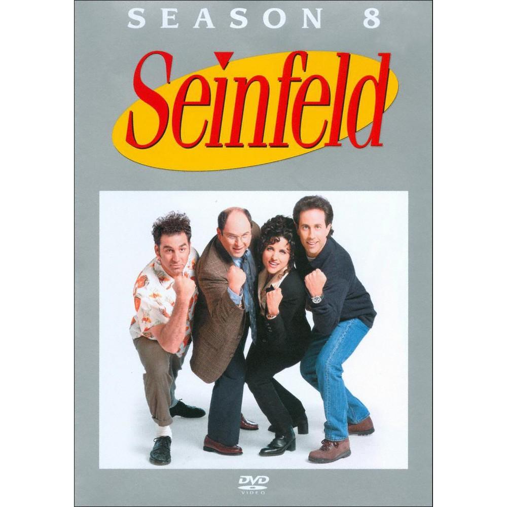 Seinfeld The Complete Eighth Season Dvd