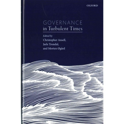 Governance in Turbulent Times (Hardcover) - image 1 of 1