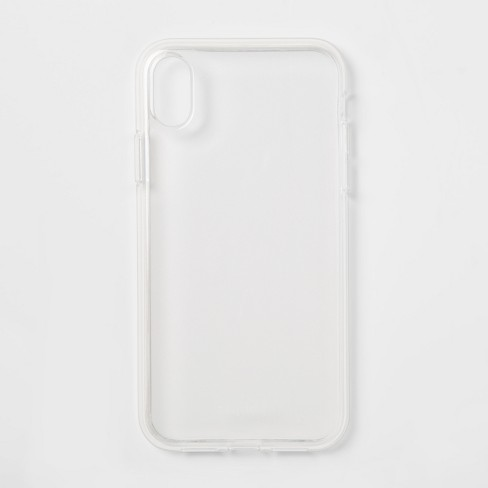 clear iphone xs max phone case