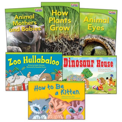 Shell Education Learn About Life Book Set  - Set of 6