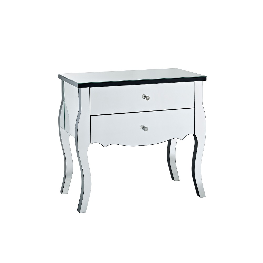 Juliet Mirror 2Drawer Console - Powell Company