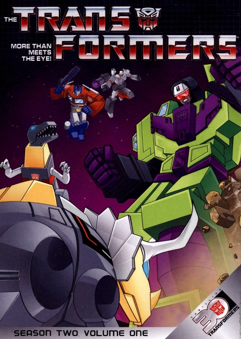 Transformers:More than meets ssn2 v1 (DVD) - image 1 of 1