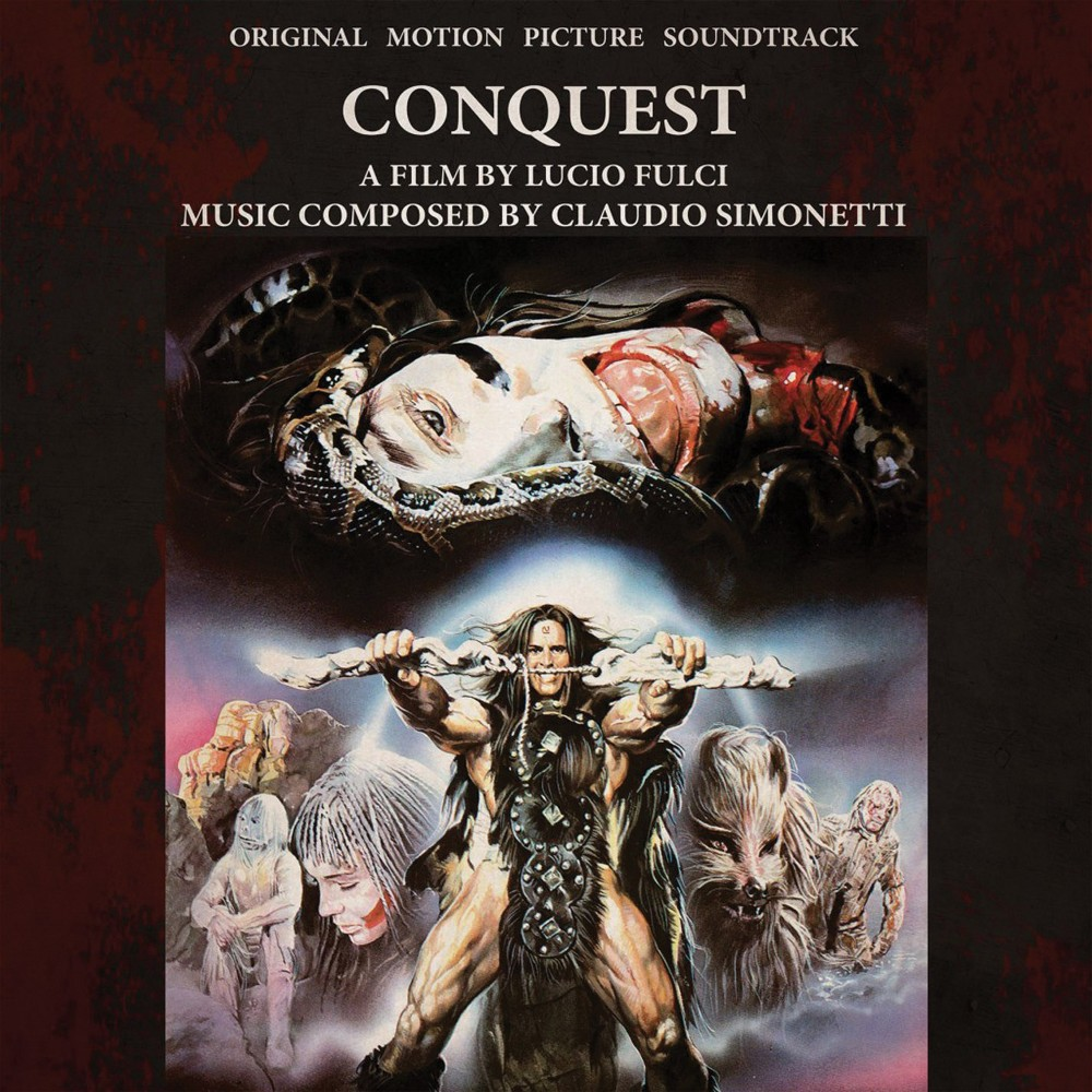 Claudio Simonetti - Conquest (Ost) (Vinyl)