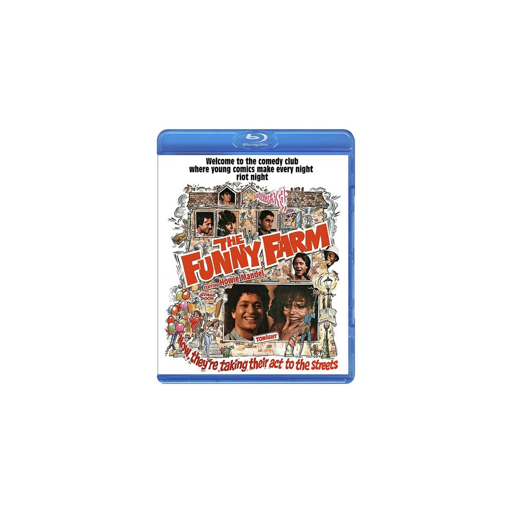 Funny Farm (Blu-ray), Movies