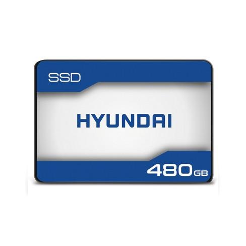 "Hyundai SSD 480GB 2.5"" Internal Solid State Drive For Laptops/Desktops - SATA - image 1 of 4"