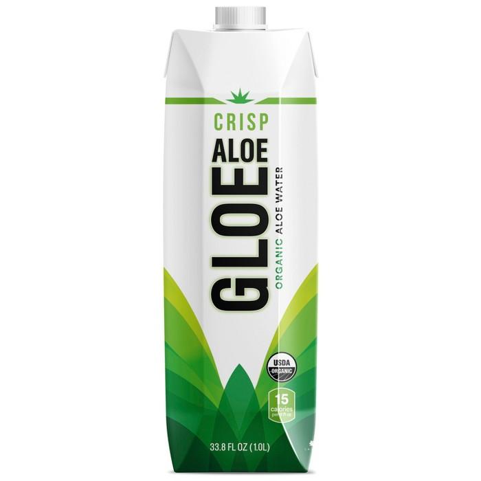 Aloe Gloe Crisp Aloe - 1 L Bottle - image 1 of 1