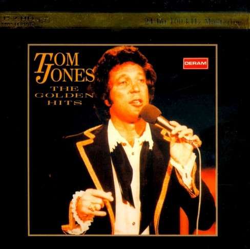 Tom jones - Golden hits (CD) - image 1 of 2