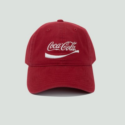 4f6f5d28e99 Men s Coca-Cola Dad Hat - Red One Size