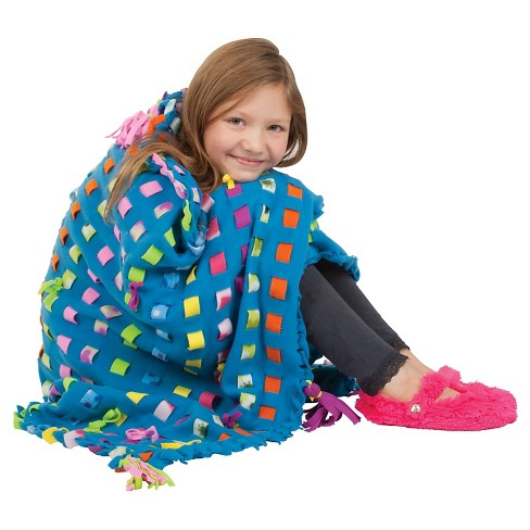 1c1a6d47e Creativity For Kids Easy Weave Fleece Blanket. Shop all Creativity for Kids