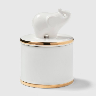 Elephant Keepsake Jar - Cloud Island™ Gold