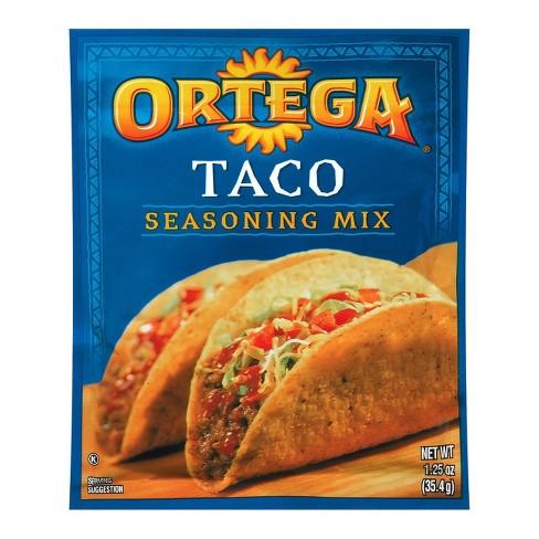Ortega® Taco Seasoning Mix 1.25oz - image 1 of 1