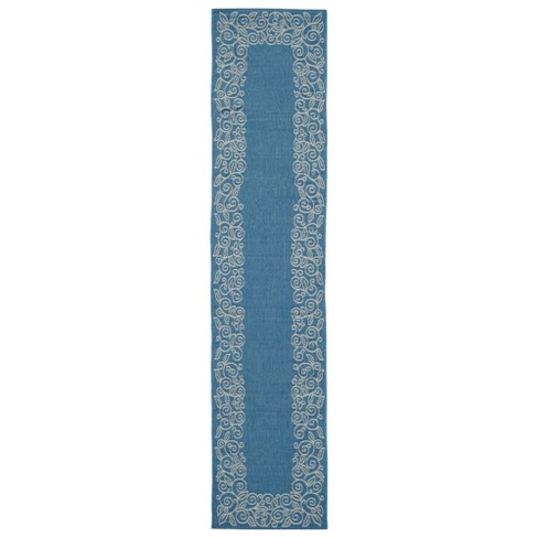 Glanville Rectangle 2 3 Quot X10 Runner Outdoor Patio Rug