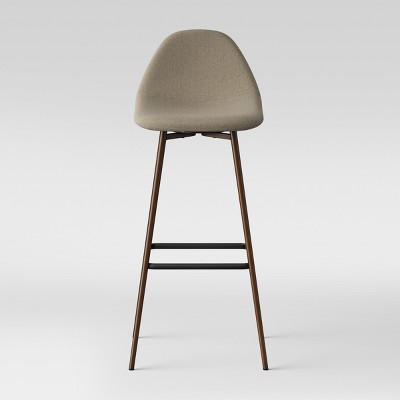 Copley Upholstered Barstool - Beige - Project 62™