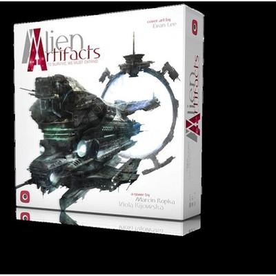 Alien Artifacts Board Game