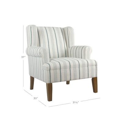 Merveilleux Emerson Rolled Arm Accent Chair   Homepop : Target