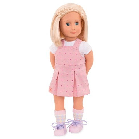 """Our Generation Regular 18"""" Doll - Naty - image 1 of 3"""