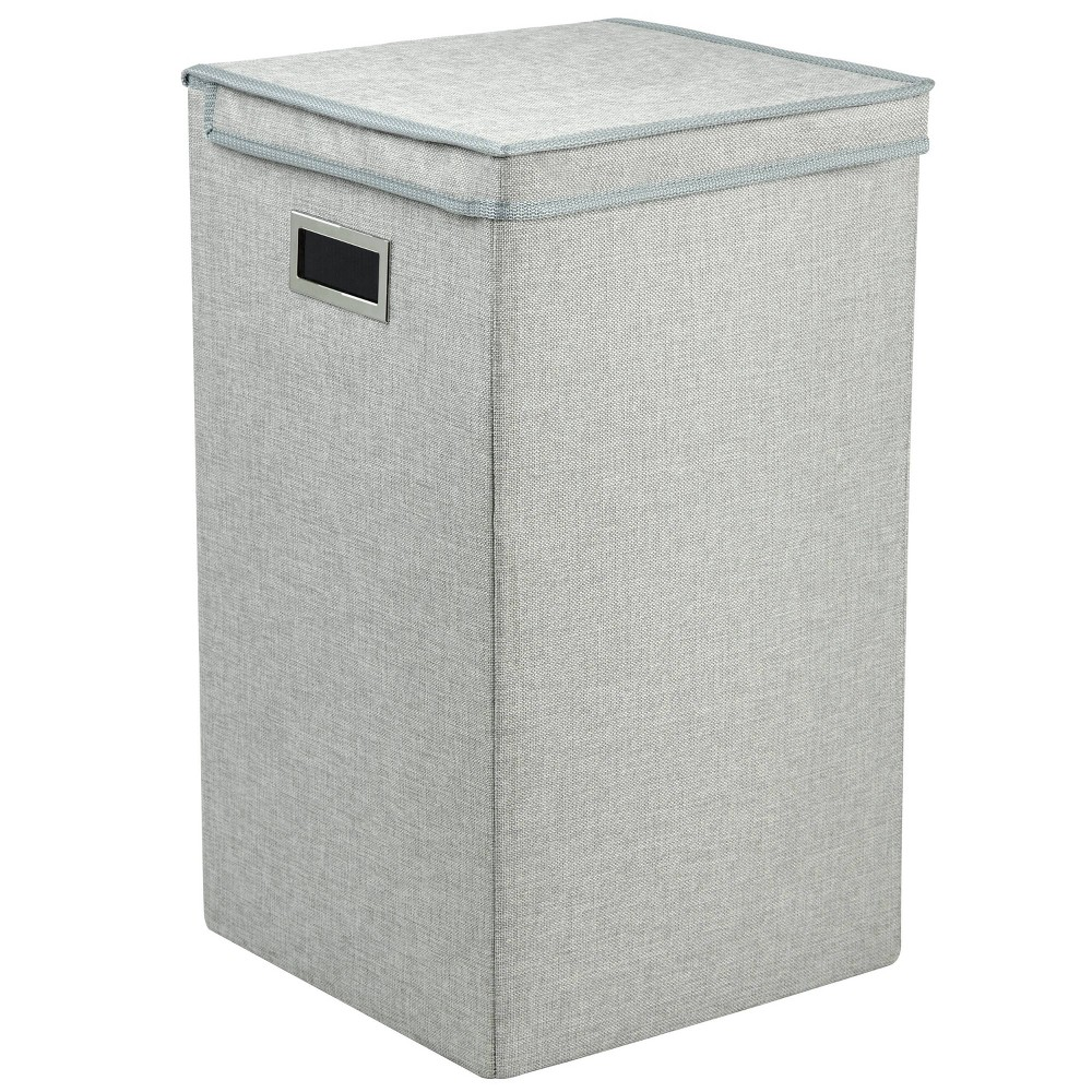 Greenway Collapsible Laundry Hamper Gray