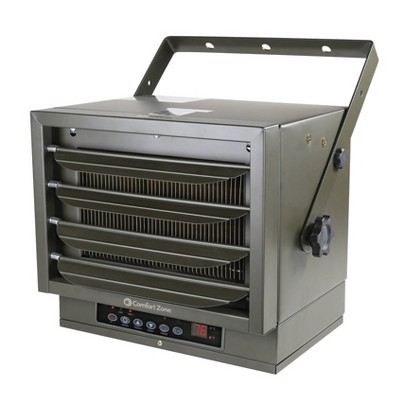Comfort Zone Heater 240V with Remote 7500W