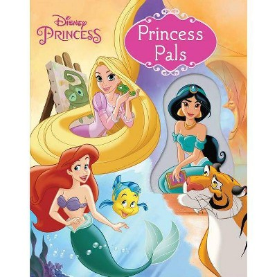 Disney Princess: Princess Pals - by Maggie Fischer (Board_book)