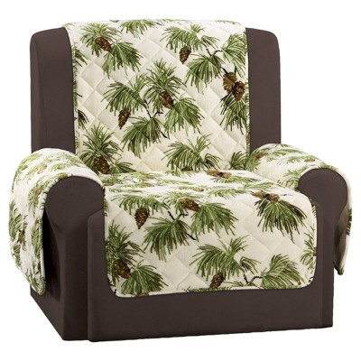 Furniture Flair Pincone Recliner Cover Sure Fit