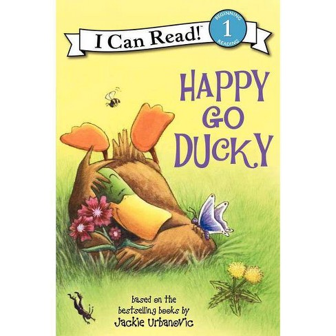 Happy Go Ducky - (I Can Read! - Level 1 (Quality)) by  Jackie Urbanovic (Paperback) - image 1 of 1