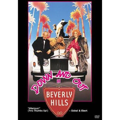 Down And Out In Beverly Hills (DVD)(2002)