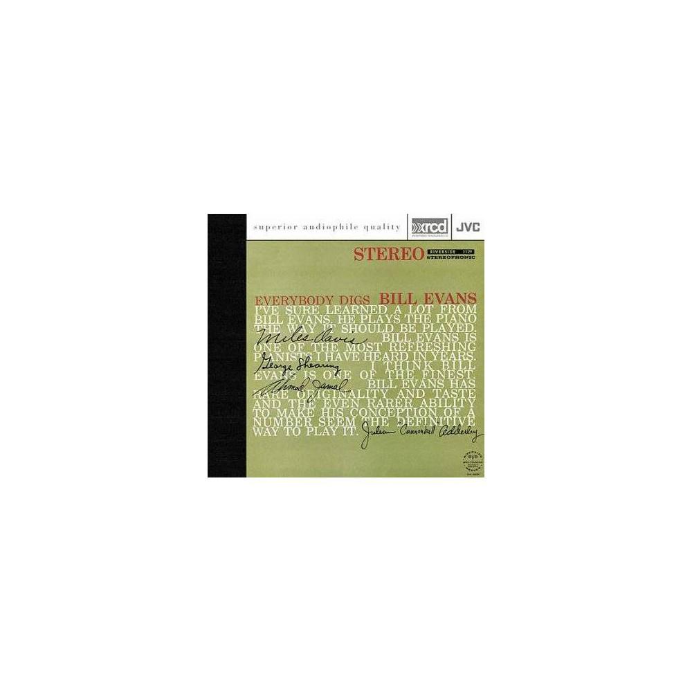 Bill Evans - Everybody Digs Bill Evans (CD)