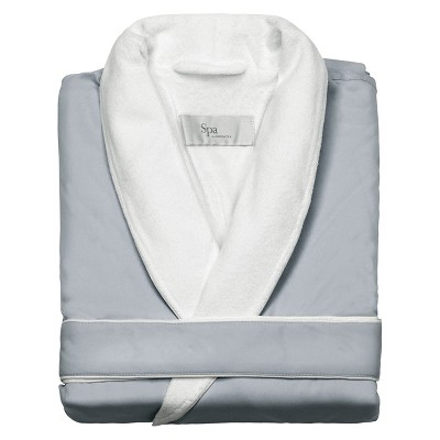 Platinum Bath Robe S/M Sage - Cassadecor
