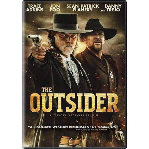 The Outsider (DVD) - image 1 of 1