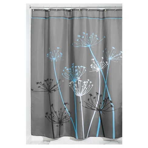 Thistle Shower Curtain - iDESIGN - image 1 of 2