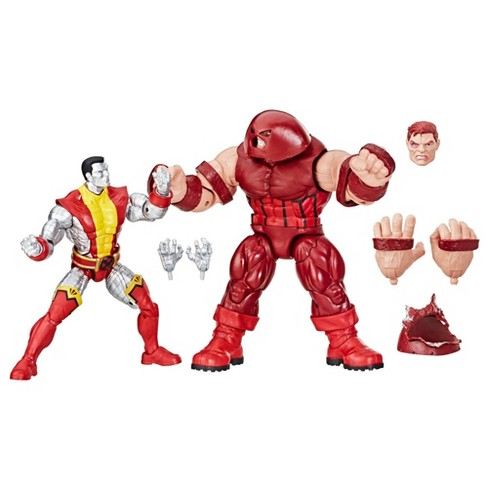 Marvel Legends Series 80th Anniversary Action Figure 2pk - Colossus & Juggernaut - image 1 of 4