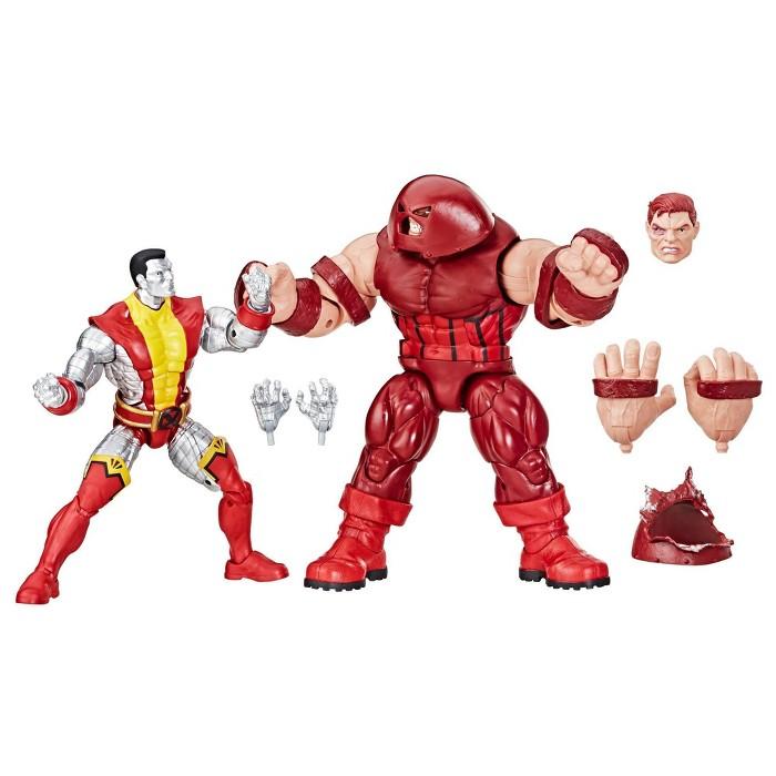 Marvel Legends Series 80th Anniversary Action Figure 2pk - Colossus & Juggernaut - image 1 of 9