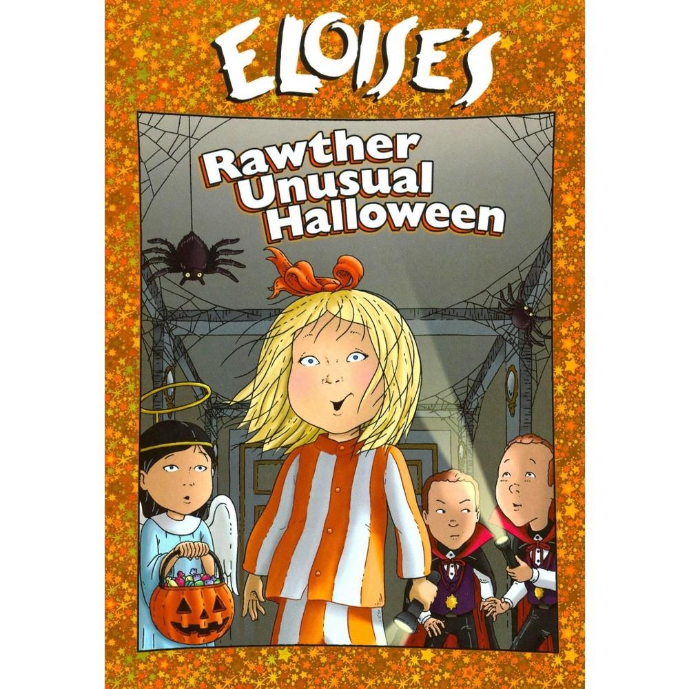 Eloise's Rawther Unusual Halloween (Orange Glitter Foil Packaging) (Dvd)